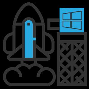launch windows server