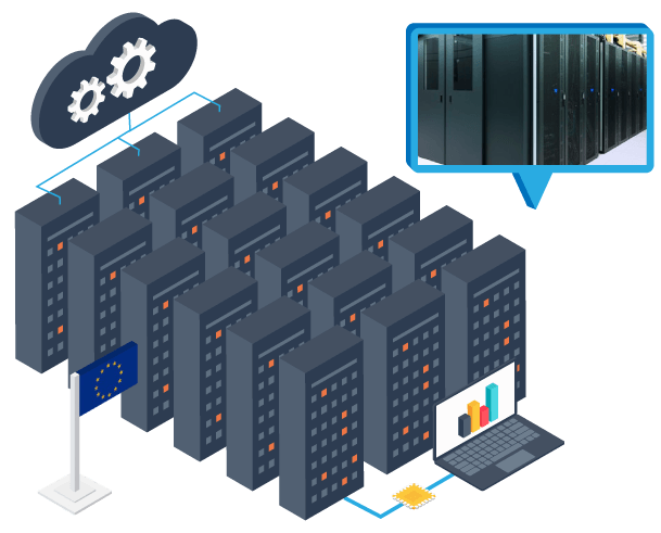 Dedicated Server Europe Datacenter