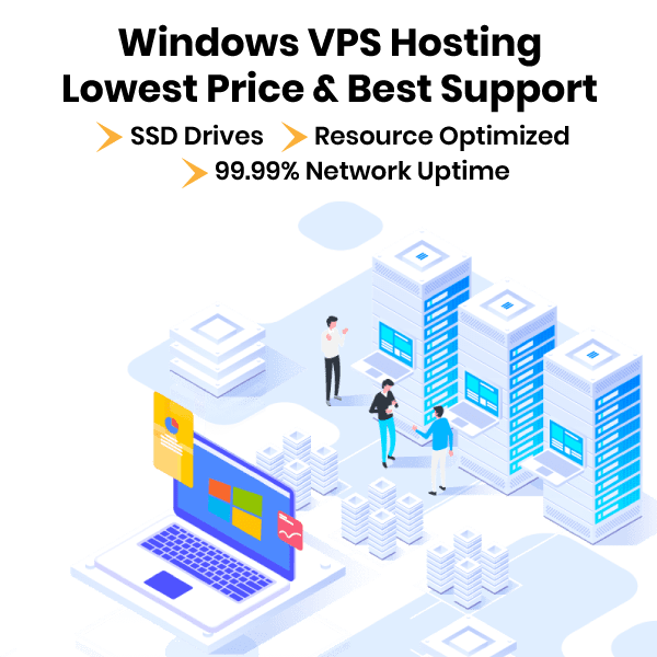 Managed Windows VPS